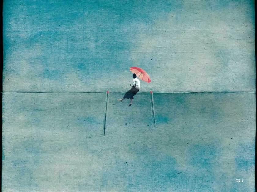 Le-funambule-©-Sylvie-Huet